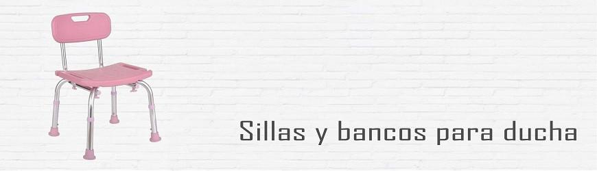 SILLAS Y BANCOS PARA DUCHA